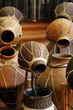 Southwestern pottery Stock Photos
