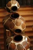Southwestern pottery Stock Image