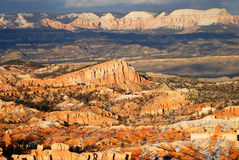 The Southwestern Red Rock Royalty Free Stock Photos