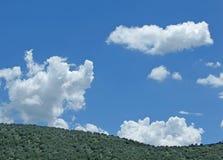 Southwestern sky Royalty Free Stock Photo