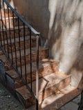 Southwestern stairway Stock Photo