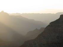 Southwestern sunset Stock Image