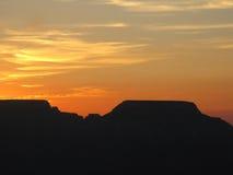 Southwestern sunset Stock Photo