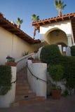 Southwestern Villa Royalty Free Stock Photos