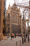 Southwick Cathederal. A large imposing structure found here in the heart of London, England royalty free stock images