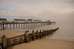 Southwold photo libre de droits