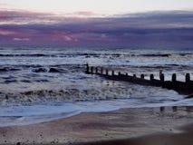 Southwold beach Stock Image
