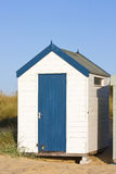 Southwold beach hut Royalty Free Stock Photo
