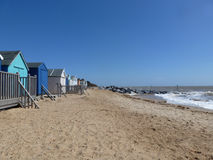 Southwold Beach Royalty Free Stock Images