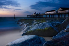 Southwold Dawn Royalty Free Stock Images