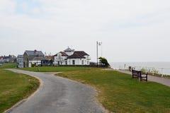 Seafront, Southwold, Norfolk, UK Royalty Free Stock Image