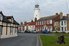 Southwold, Norfolk, UK - The Inland Lighthouse Royalty Free Stock Images