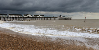 Southwold pier Royalty Free Stock Photography