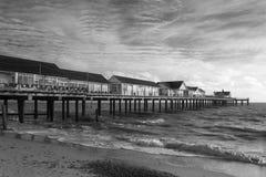 Southwold Pier, Suffolk, England Stock Photo