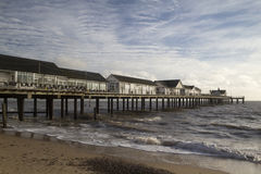 Southwold Pier, Suffolk, England Stock Photography