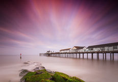 Southwold Pier royalty free stock images