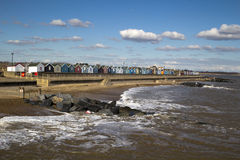 Southwold Sea Front, Suffolk, England Stock Photography