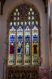 SOUTHWOLD, SUFFOLK/UK - 2 DE JUNIO: Iglesia de St Edmund en Southwol fotos de archivo