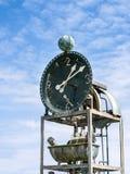 SOUTHWOLD, SUFFOLK/UK - 30 JUILLET : Plan rapproché de Pier Watercloc Photos libres de droits
