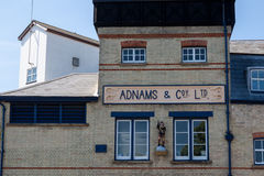 SOUTHWOLD, SUFFOLK/UK - JUNE 2 : Adnams & Coy. Ltd. brewery Suff Stock Images