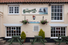 SOUTHWOLD, SUFFOLK/UK - JUNE 1 : The Harbour Inn showing the flo Stock Photo