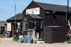 SOUTHWOLD, SUFFOLK/UK - JUNE 2 : Sole Bay Fish Company restauran Stock Photography