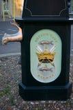 SOUTHWOLD, SUFFOLK/UK - 24 MEI: Verdedig binnen zij Ryghts-Monument Royalty-vrije Stock Foto's