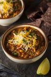 Soutwestern Santa Fe Soup Royalty Free Stock Images