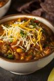 Soutwestern Santa Fe Soup Stock Images