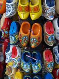 Souvenier clogs Stock Photo