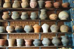 Souvenir Ancient Earthenware Royalty Free Stock Image