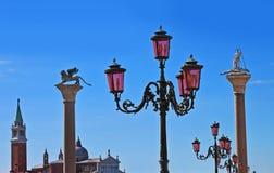 Souvenir av Venedig Arkivbilder