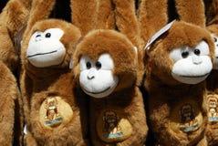 Souvenir Barbary Apes. Stock Photography
