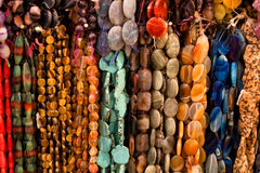 Souvenir beads Royalty Free Stock Photos