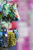 souvenir bracelets royalty free stock photography