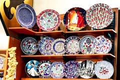 Souvenir ceramics Royalty Free Stock Photos