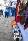 Souvenir of Chefchaouen, Morocco Stock Photography