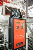 Souvenir coins machine Stock Photos