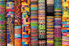 Souvenir from Colombia royalty free stock photography