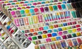 Souvenir colorful glasses Stock Images