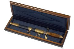 Souvenir dagger Stock Images