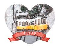 Souvenir de Porto Images libres de droits