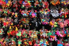 Souvenir dolls Stock Photos
