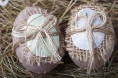 Souvenir Easter eggs Royalty Free Stock Photo