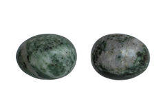 Souvenir eggs Stock Image