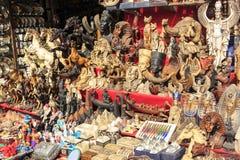 Souvenir in Egyptian shop Stock Photo