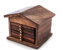 Souvenir en bois Photo libre de droits