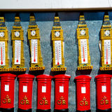 Souvenir    in england london obsolete  box classic british icon Royalty Free Stock Photo