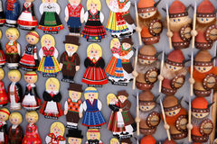 Estonia Souvenir  Tallin Stock Images