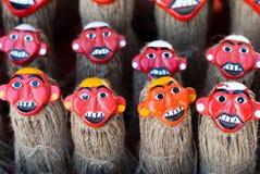 souvenir för laos luangprabang Fotografering för Bildbyråer